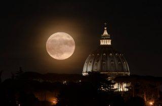 superluna roma