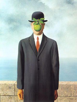 Il figlio dell'uomo, René Magritte