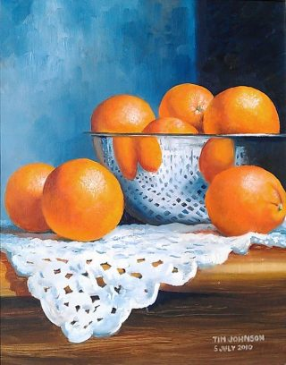 Oranges, 5 July 2010, Tim Johnson