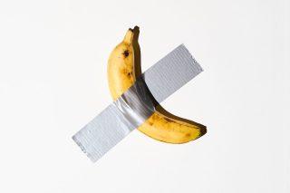 """Banana """"inscocciata"""""""