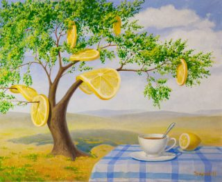 Tè al limone, Vitaly Urzhumov